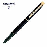 Waterman雋雅筆系黑桿金夾鋼珠筆
