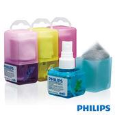 [富廉網] {僅剩玫瑰味}PHILIPS 飛利浦 SVC1117 強效抗菌 螢幕清潔組(香味)含擦拭布