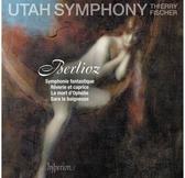 【停看聽音響唱片】【CD】白遼士:幻想交響曲及其他作品 西耶瑞.費雪 指揮 猶他交響樂團