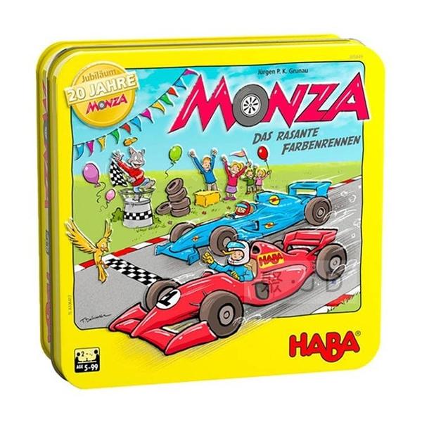 【HABA 桌遊】253893 小小賽車手 20周年限定版 Monza 20TH ANNIVERSARY (英文版)