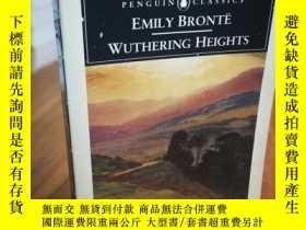二手書博民逛書店Wuthering罕見Heights (Penguin Clas