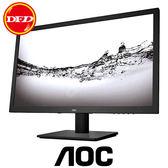 AOC 艾德蒙 E2275SWJ 顯示器 21.5 吋 FHD 1920x1080 16:9 不閃頻 公司貨