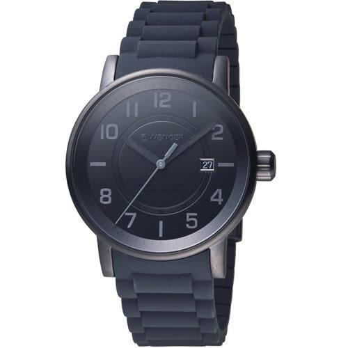 瑞士WENGER Attitude 態度系列 野營生活時尚腕錶 01.0341.112