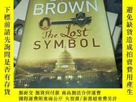 二手書博民逛書店英文原版罕見the lost symbol 失落的秘符 【精裝16開】Y185017 Dan Brown(丹·