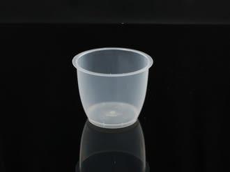 10入 100cc 乳酪布丁燒杯 標準小布丁杯 附蓋  DD30