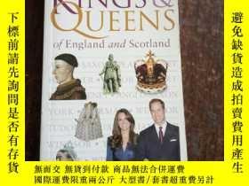 二手書博民逛書店KINGS罕見& QUEENS of England and S