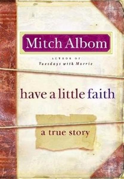(二手書)Have a Little Faith