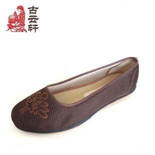 布鞋 女涼鞋 軟底