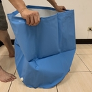 充氣可拆卸塑料泡浴桶泡澡桶折疊浴缸(70...