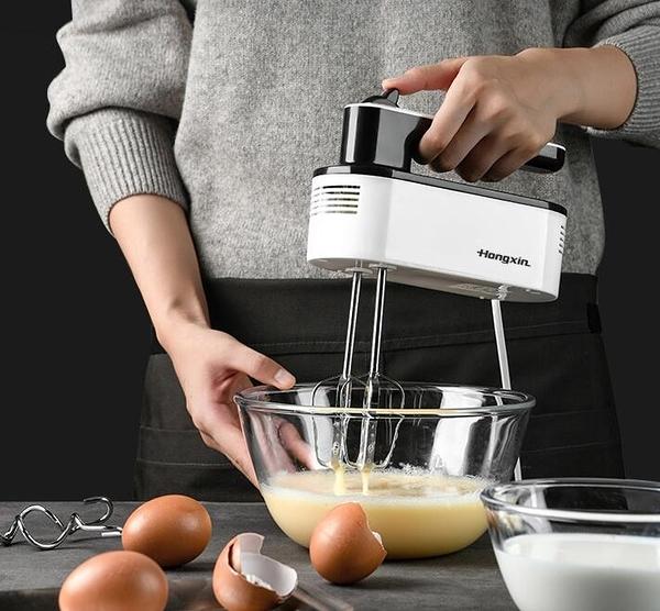 打蛋器 家商用烘焙大功率打發奶油蛋糕機小型攪拌工具手持自動【快速出貨八折搶購】