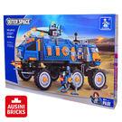 【AUSINI 奧斯尼積木】遨遊太空系列 - 星際戰車 25112 (可相容於LEGO樂高)