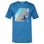 Hurley  - KEY T恤 - 男(藍)