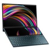 ASUS ZenBook Duo UX481FL-0041A10510U 蒼宇藍/i7-10510U/16G/1T/MX250/14吋筆電