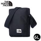 【The North Face 6L 斜背包《黑》】3KZT/側背包/隨行包/外出包/運動/跑步