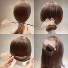 盤髮器 盤髮神器丸子頭盤髮器韓國花朵頭飾造型器百變蓬鬆花苞頭紮頭髮飾 店慶降價