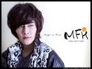 MFH韓國男生假髮◆張根碩花美男-深咖◆【L012133】男假髮/男生髮型/男生 中長髮/PARTY造型
