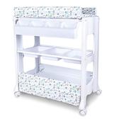 多功能新生兒童床bb換尿布台護理台撫觸按摩床自帶浴盆可洗澡WY 快速出貨
