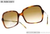 BURBERRY 太陽眼鏡 BU4127A 331613 (柔美琥珀) 時尚大方框 經典LOGO款 墨鏡 # 金橘眼鏡