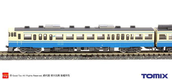 【Good Toy】TOMIX 98004 柴油客車 Kiha 47-0形 JR四?色 (2輛)