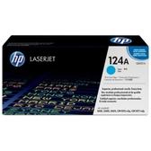 HP Q6001A 124A 原廠藍色碳粉匣
