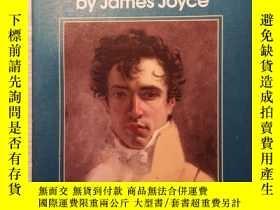 二手書博民逛書店a罕見portrait of the artist as a young manY227053 james j