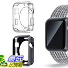 [106美國直購] 保護殼 Apple Watch Series 2 Bumper Case 42mm,Oitom 2 pack Soft Slim TPU Bumper Case