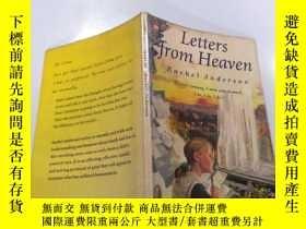 二手書博民逛書店Letters罕見from heaven:來自天堂的信Y212829