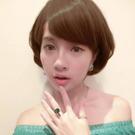 清新俏麗~髮尾捲捲BOBO短髮/短微捲髮【MB003】☆雙兒網☆