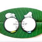 【Alice Shop】學院風北極熊 企鵝 文青可愛童趣鏡子【vp53594386】預購