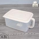 聯府有把握儲物盒4.8L中調味盒置物盒收納盒AB-40-大廚師百貨