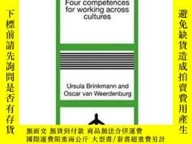 二手書博民逛書店Intercultural罕見Readiness: Four Competences For Working Ac