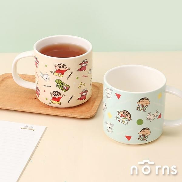 蠟筆小新馬克杯 - Norns 正版授權 陶瓷馬克杯 睡衣 玩具
