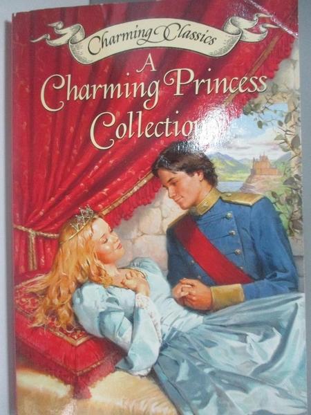【書寶二手書T4/少年童書_AK9】A Charming Princess Collection_Moore, Raina (EDT)
