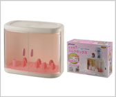Richell-組合式平頂奶瓶收納箱【全新款】【TwinS伯澄】