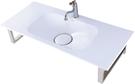 【台灣吉田】L-8110 110cm 浴櫃盆