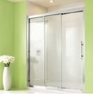 【麗室衛浴】美國KOHLER 45711 ㄧ固兩活 三片式  淋浴門 目錄及說明書