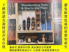 二手書博民逛書店Hand罕見Tool Basics: Woodworking Tools and How to Use Them奇