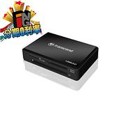 創見 Transcend RDF8 USB3.0 高速多合一讀卡機 黑色 記憶卡SD/microSD/CF