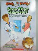 【書寶二手書T1/原文小說_MQP】Stop that Hamster!_Klein, Abby/ McKinley, John (ILT)
