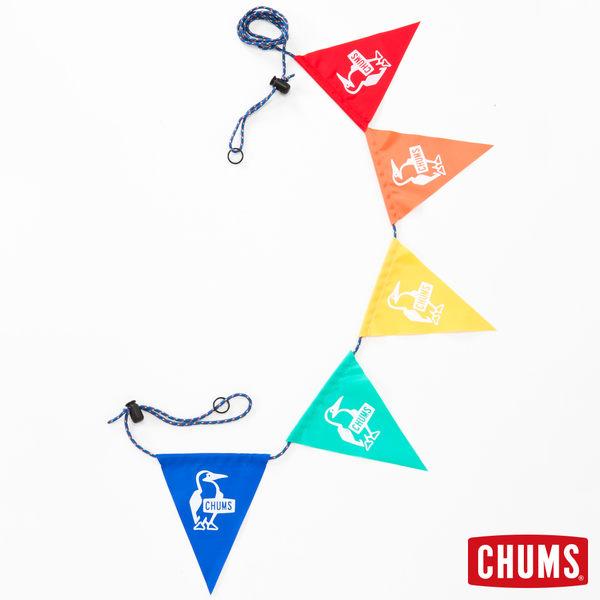 CHUMS 日本 露營三角彩旗 彩色BOOBY CH621082Z051