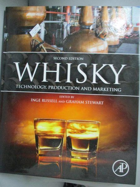 【書寶二手書T1/大學理工醫_ZIJ】Whisky: Technology, Production…