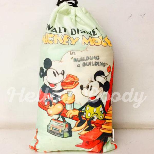 Hello Boody ❤︎正版迪士尼授權商品 米奇 史迪奇毛毯 車用 辦公室小物毛毯 保暖毯