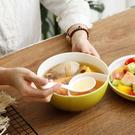 日式過濾碗 分格碗350ML 創意廚房隔...