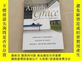 二手書博民逛書店Amish罕見Grace: How Forgiveness Transcended Tragedy 格雷斯:寬恕如