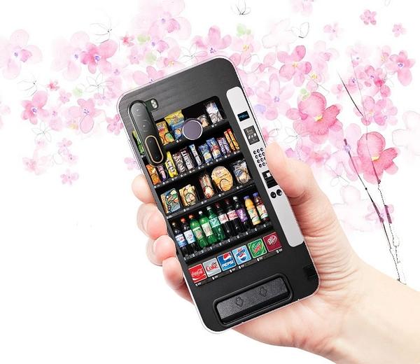 [U20 軟殼] HTC U20 (5G) 手機殼 外殼 自動販賣機