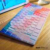 鍵盤膜保護iMac無線藍牙鍵盤貼紙蘋果一體機【極簡生活館】
