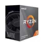 AMD Ryzen R3-3300X 處理器(四核八緒/AM4/無風扇/無內顯)