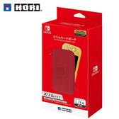 【NS Switch】任天堂 周邊 HORI Lite 硬殼收納包(NS2-049) 紅色