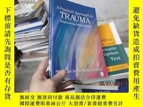 二手書博民逛書店A罕見practical Approach to TRAUMA