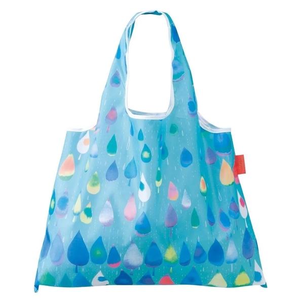 【日本PrairieDog】環保隨身設計包 - 雨滴